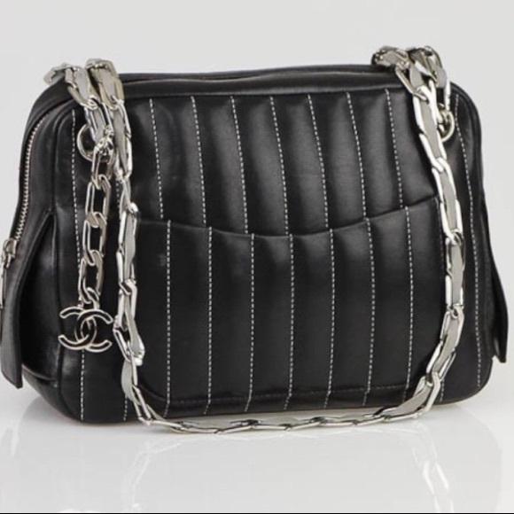 aa820b799bee CHANEL Bags | Authentic Ligne Mademoiselle Camera Bag | Poshmark